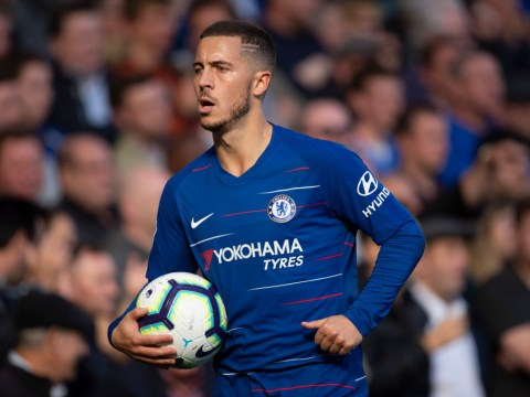 Maurizio Sarri provides Eden Hazard injury update ahead of Crystal Palace clash