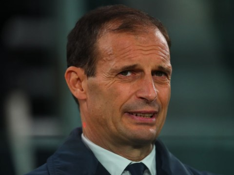 Juventus could not live with Manchester United's Marouane Fellaini, admits Massimiliano Allegri