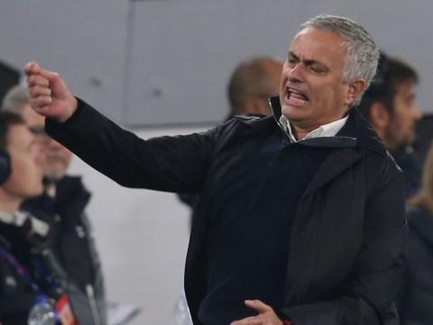 Jose Mourinho explains controversial gesture as he taunts Juventus fans AGAIN!