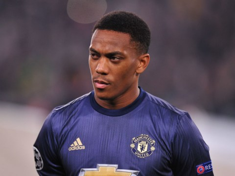 Jose Mourinho reveals why he played mind games with Manchester United star Anthony Martial
