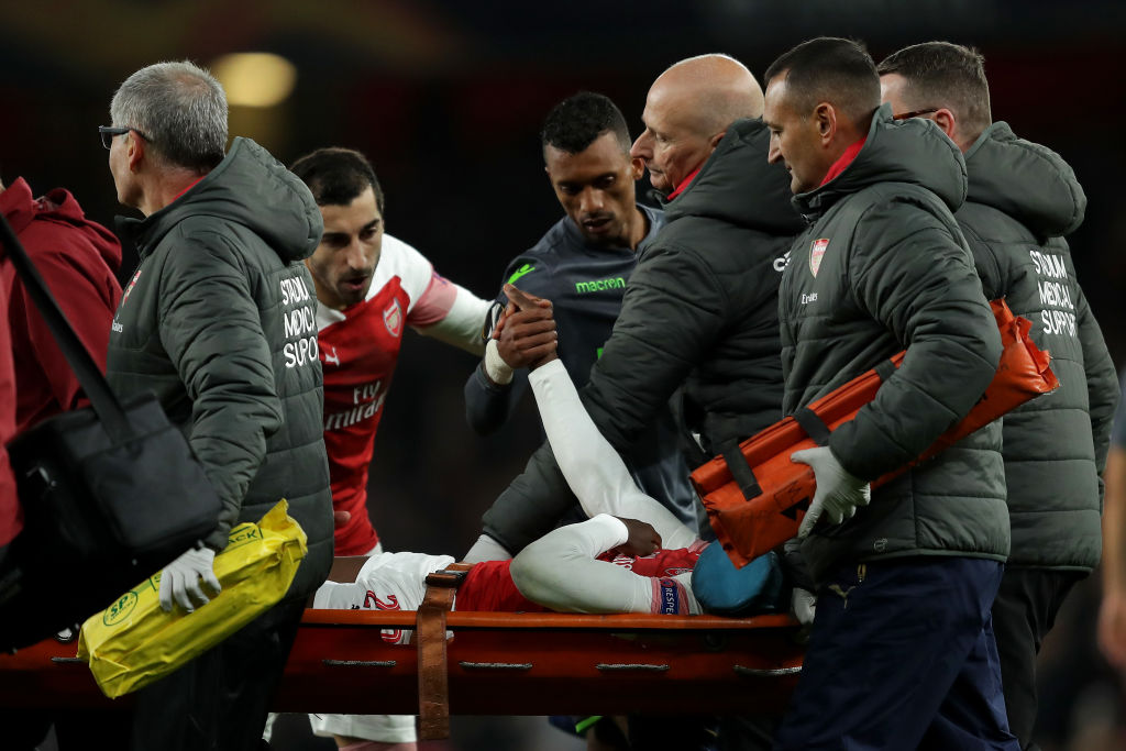 Luis Nani sends class message to former Manchester United team-mate Danny Welbeck after horror injury