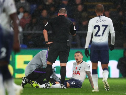 Tottenham star Kieran Trippier forced to pull out of England squad