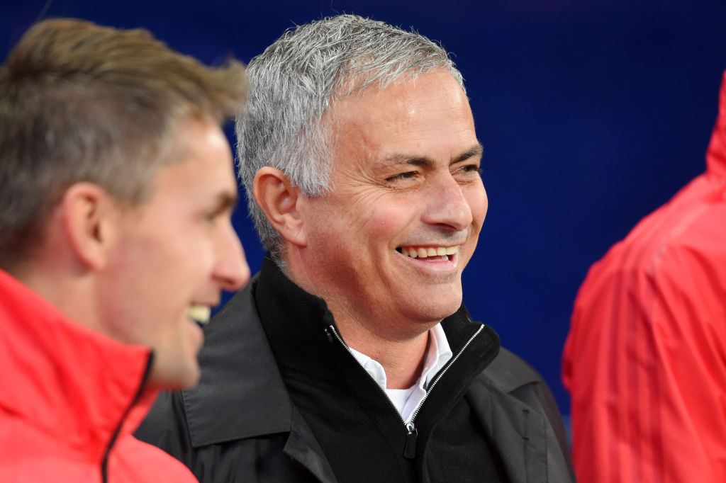Jose Mourinho keen to sell Manchester United duo to sign defender in January