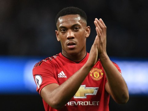 Manchester United concerned over Anthony Martial injury ahead of Liverpool clash