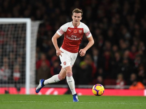 Arsenal defender outlines the key difference between Unai Emery and Arsene Wenger