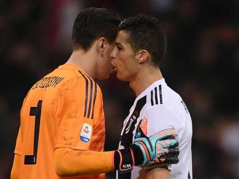 What Cristiano Ronaldo told Wojciech Szczesny before saving Higuain penalty