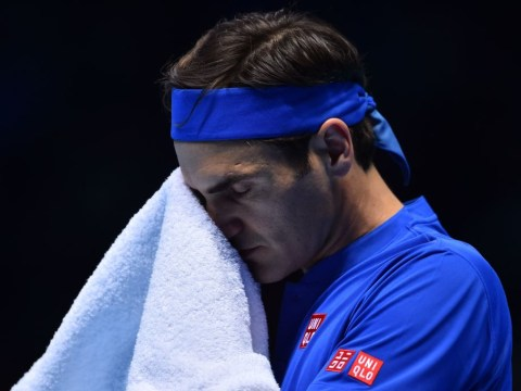 Angry Roger Federer suffers shock defeat to Kei Nishikori in ATP Finals opener