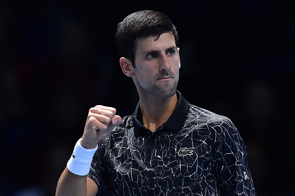 Novak Djokovic puts on returning masterclass vs John Isner as he makes ATP Finals statement