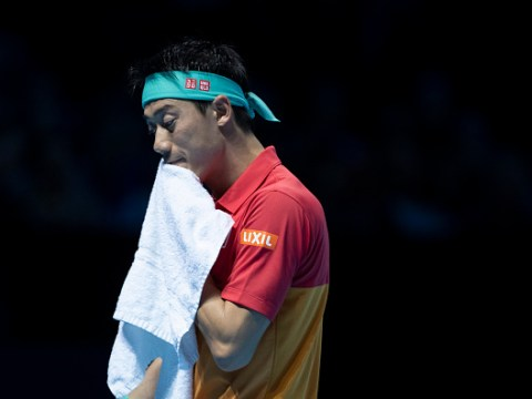 Kei Nishikori plays down impact of Roger Federer win on heavy Kevin Anderson loss