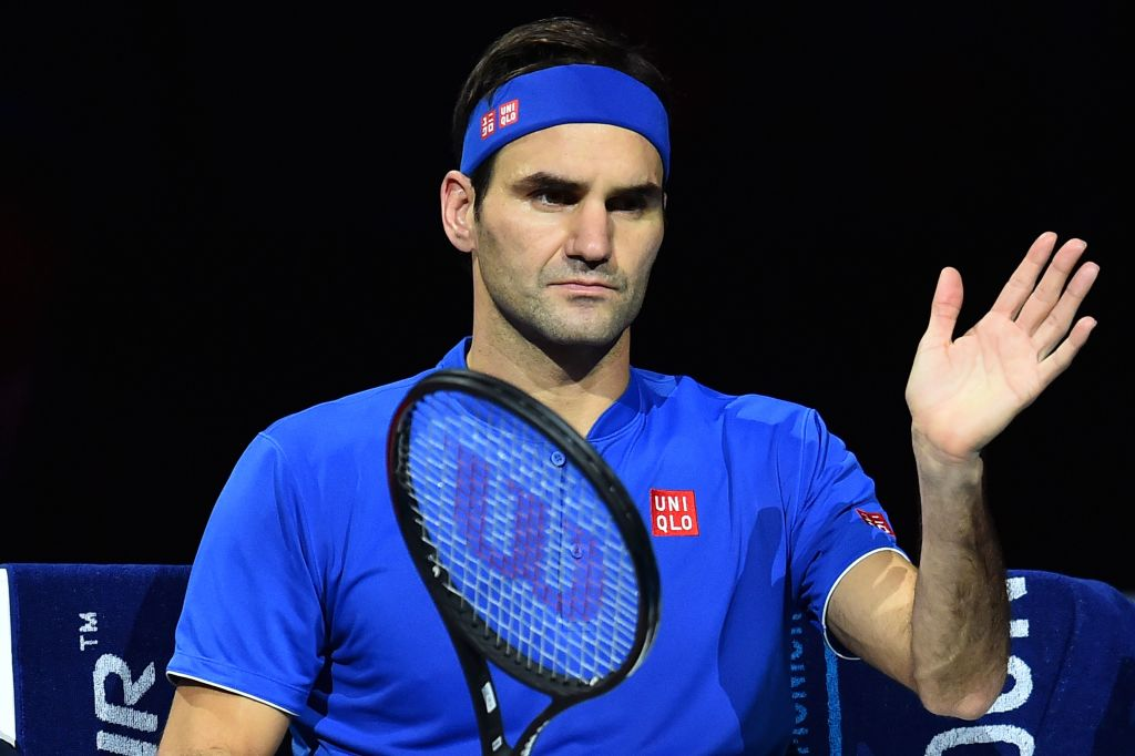 Roger Federer explains why he cancelled practice ahead of must-win ATP Finals match