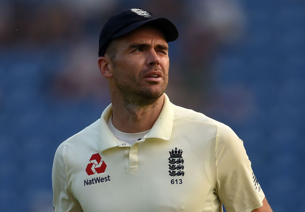 England bowler James Anderson 'understands' decision to be rested for final Sri Lanka Test