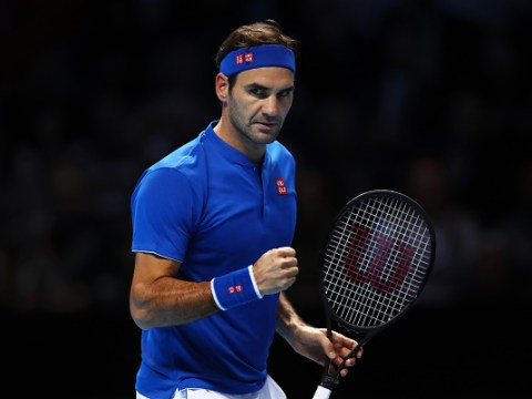ATP Finals: Roger Federer beats Kevin Anderson to join Novak Djokovic in semi-finals
