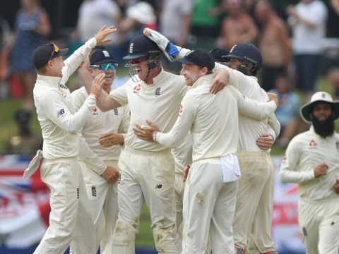 England stars Keaton Jennings and Ben Foakes combine to take 'outstanding' catch against Sri Lanka