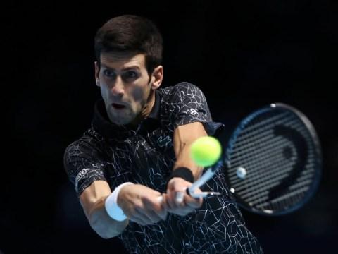 ATP Finals: Novak Djokovic joins Alexander Zverev in final as he closes in on Roger Federer record