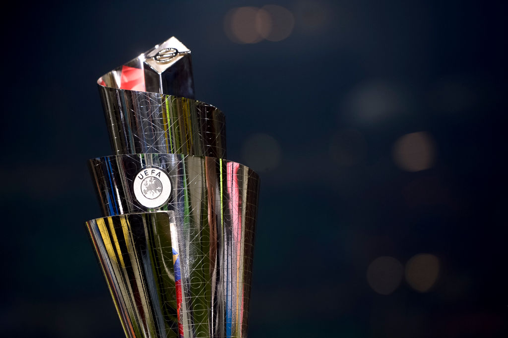 What do you get for winning the UEFA Nations League? The Prize on offer in Portugal next summer