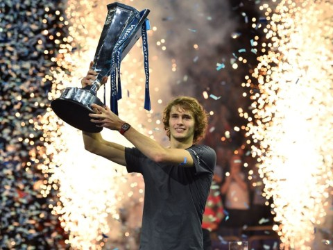 ATP Finals: Alexander Zverev stuns Novak Djokovic to win biggest title of his career
