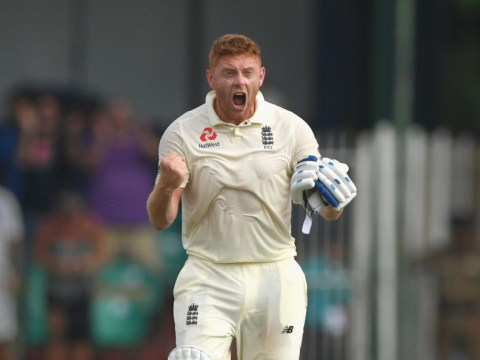 Jonny Bairstow hits out at critics after scoring century on England return