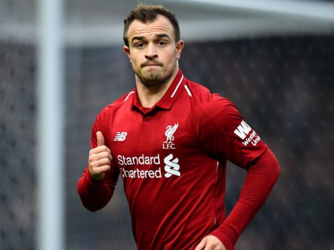 Charlie Adam responds after Xherdan Shaqiri accuses him of 'jealousy' over Liverpool move