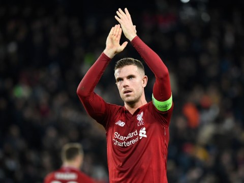 Jordan Henderson doubtful for Brighton clash as Liverpool's injury list mounts