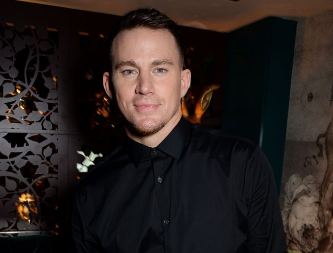 Channing Tatum bleaches his hair and then asks fans if it's a bad idea