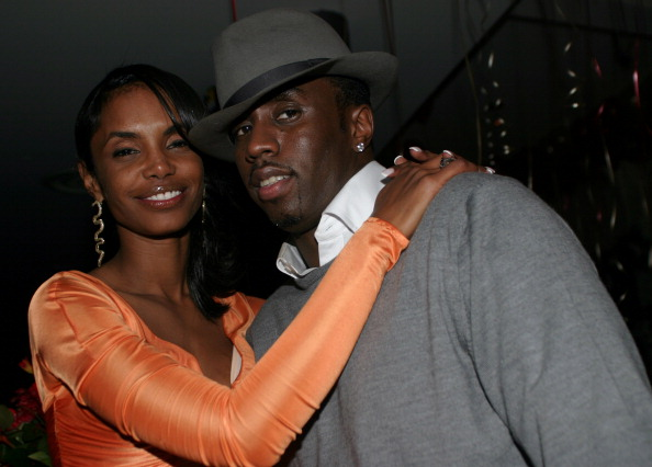 Diddy reveals how Kim Porter dragged him out of dark depression as he gives emotional eulogy at her funeral