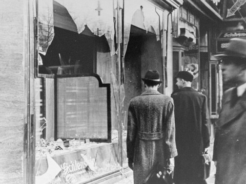 Kristallnacht facts on the 80th anniversary of the massacre