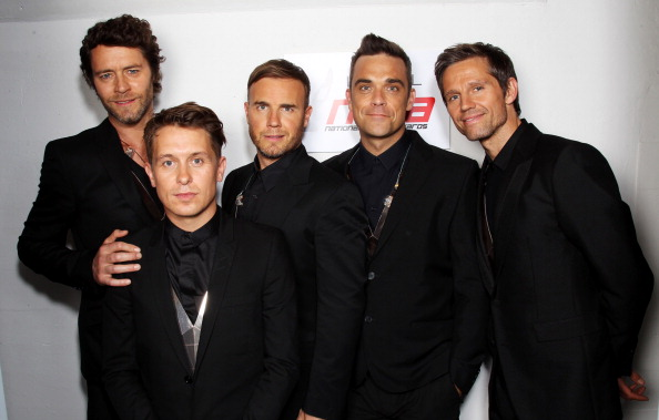 Robbie Williams admits he was 'jealous' of Jason Orange as Take That reflect on him quitting the band