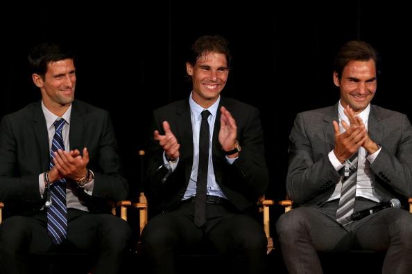 Greg Rusedski names the two players who can break Djokovic, Federer & Nadal dominance in 2019