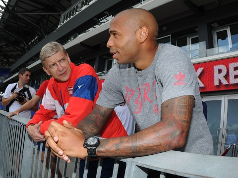 Arsene Wenger sends message to struggling Thierry Henry after latest Monaco loss
