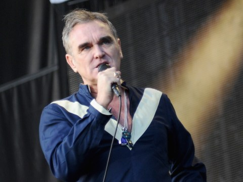 Morrissey flees stage after being 'punched in the head' during San Diego concert