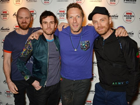 Are Coldplay about to drop a fresh tune under a new name?