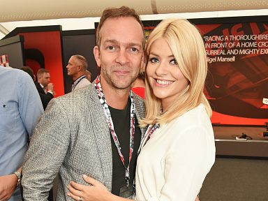 Who is Holly Willoughby's husband Dan Baldwin? What is his age, job and when did they get married?