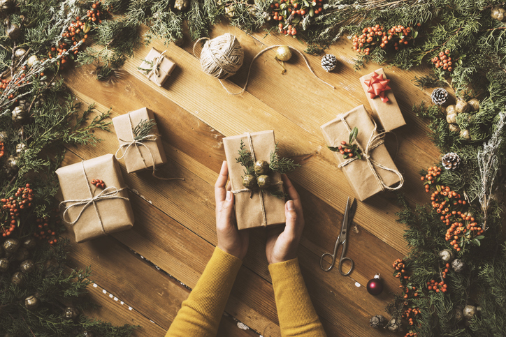 The eco-friendly guide to Christmas gift wrap