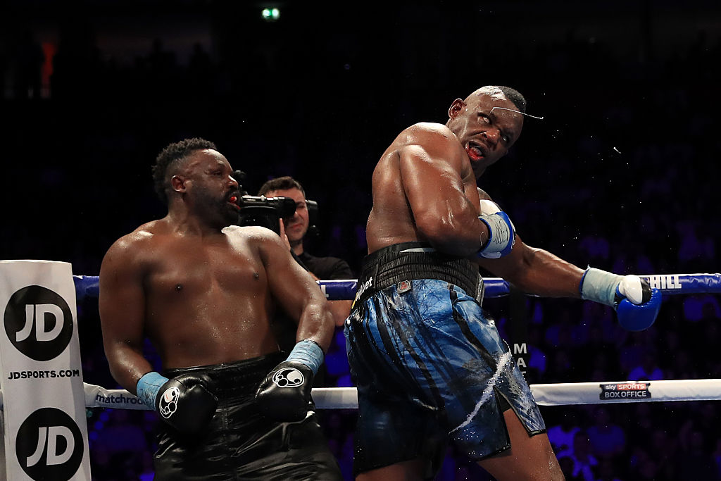 Dillian Whyte vs Dereck Chisora II tickets, date, odds and TV channel