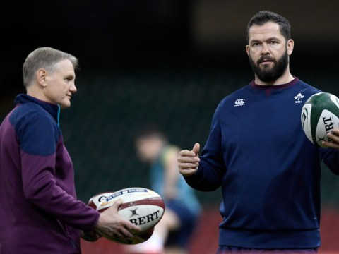 Andy Farrell to replace Joe Schmidt as Ireland head coach after Rugby World Cup