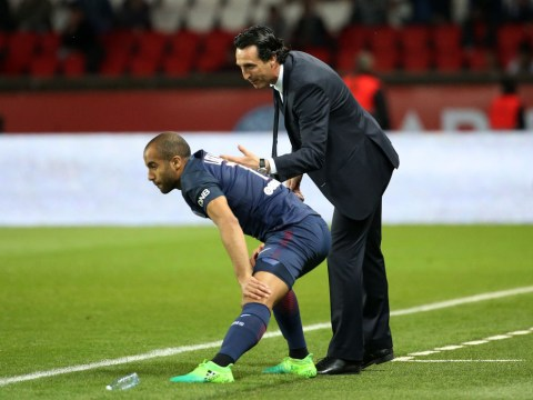 Lucas Moura takes swipe at Unai Emery ahead of Arsenal v Tottenham Hotspur