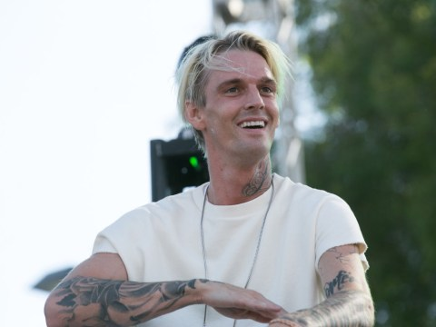 Aaron Carter 'scared for his life' as he reveals he has stalker who has been following him for two years
