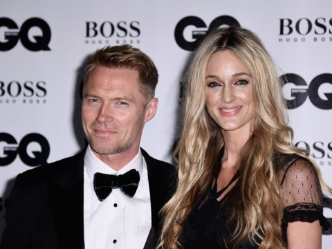 Ronan Keating backs wife Storm for Strictly – and he is 'not in the slightest' bit scared of Strictly curse
