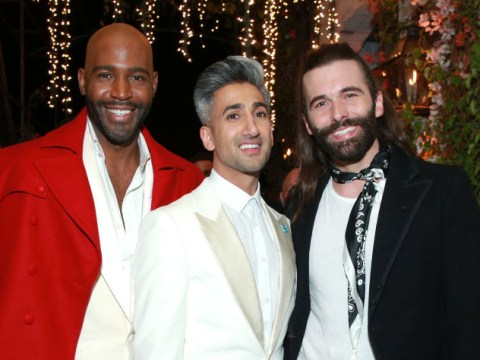 Queer Eye's Karamo Brown had a crush on Jonathan Van Ness when they first met