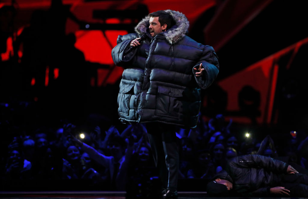 Jack Whitehall backs Brit Awards hosting gig