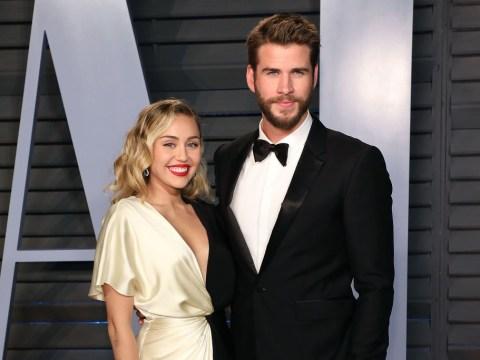 Miley Cyrus gives racy insight into relationship with Liam Hemsworth as she praises his bedroom expertise