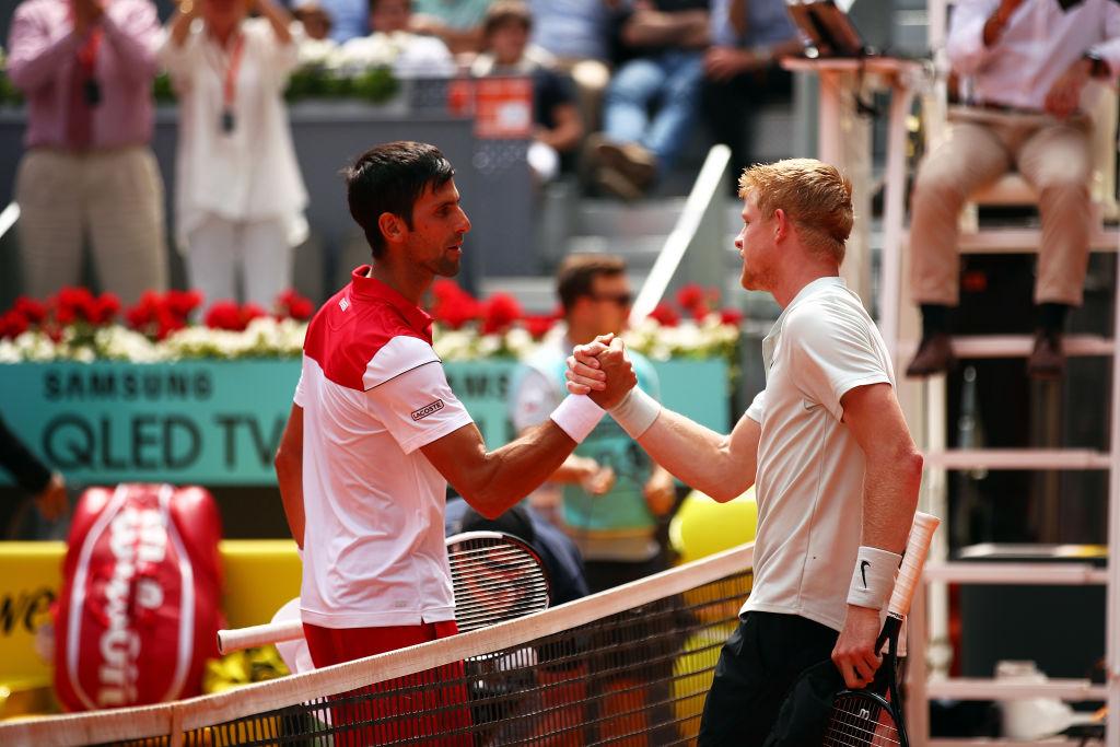Novak Djokovic emailed Kyle Edmund calling for boycott of Olympics rule, claims coach Fredrik Rosengren