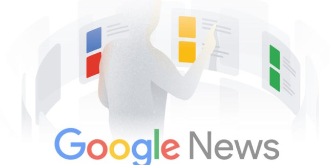 Google is changing up how it displays news (Google)