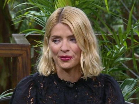 I'm A Celebrity's Declan Donnelly reveals Holly Willoughby cried first time she entered the jungle