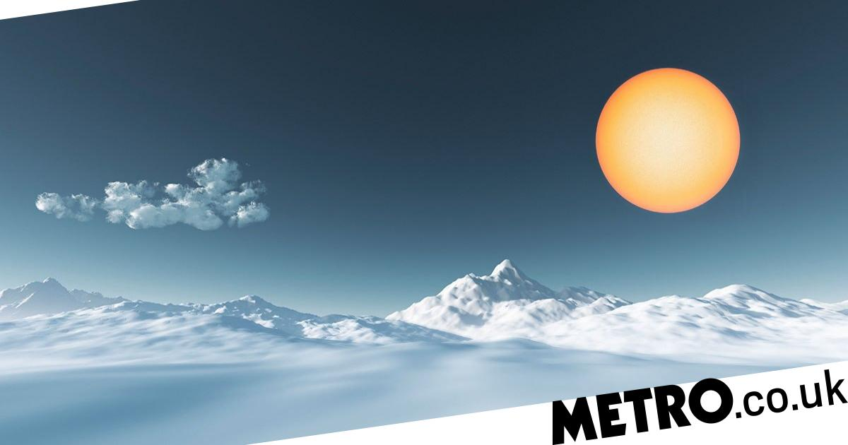 Nasa scientist says temperatures in the upper atmosphere are set to