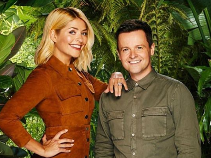 I'm A Celebrity's Holly Willoughby set to honour Ant McPartlin by presenting on Declan Donnelly's left