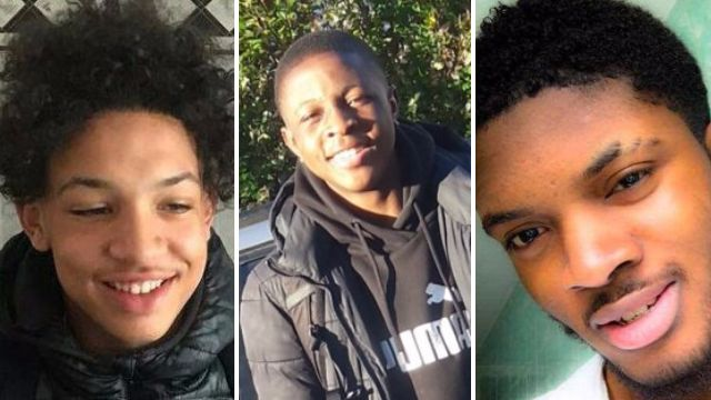 Pictures of the latest London murder victims as police hunt for their killers