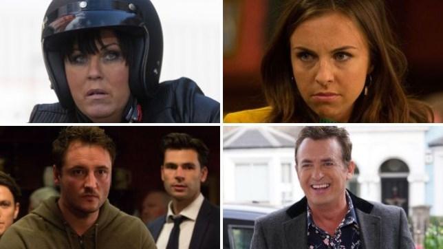 EastEnders spoilers for Kat, Ruby, Martin and Alfie
