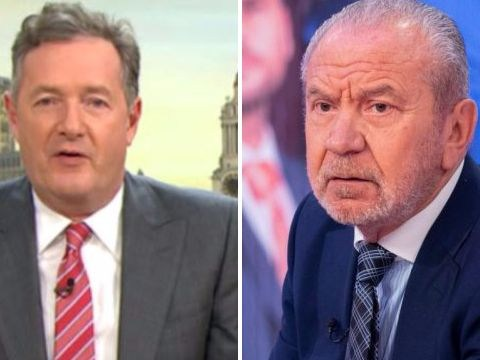 Lord Alan Sugar calls for cannabis to be legalised 'to reduce knife crime'