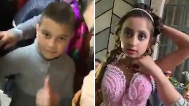 Boy, 10, told 'leave your toys, today you married your bride' in gypsy ceremony